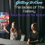 Getting to Know the ladies of The Galaxy: Guardians of The Galaxy Vol. 2 #D23Expo #GOTGVol2