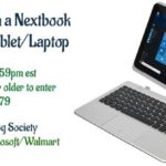 Nextbook Flexx 11A Tablet/Laptop Giveaway