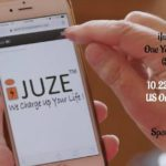 Enter to win the iJuze Giveaway