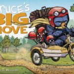 Bruce's Big Move Book Review and Giveaway #BrucesBigMove #FollowBruce AD