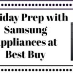 Holiday Prep with Samsung Appliances at Best Buy AD