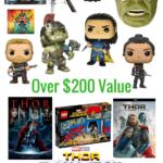 Thor: Ragnarok Ultimate Giveaway