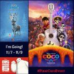 Que Viva Coco #PixarCocoEvent