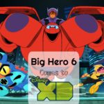 Big Hero 6 Comes to Disney XD #BigHero6