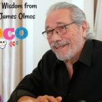 Words of Wisdom from Edward James Olmos #PixarCocoEvent