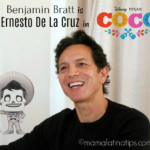 Benjamin Bratt is Ernesto De La Cruz in Disney Pixar Coco #PixarCocoEvent