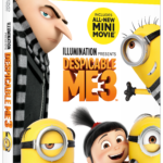 Despicable Me 3 Giveaway #DespicableMe3