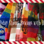 Holiday Stains Beware with BIZ  AD