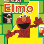 The Best of Elmo 4 on DVD NOW AD