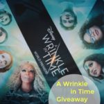 A Wrinkle In Time Giveaway #WrinkleInTimeEvent
