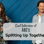 Cast Interviews of ABC's Splitting Up Together #ABCTVEvent #SplittingUpTogether