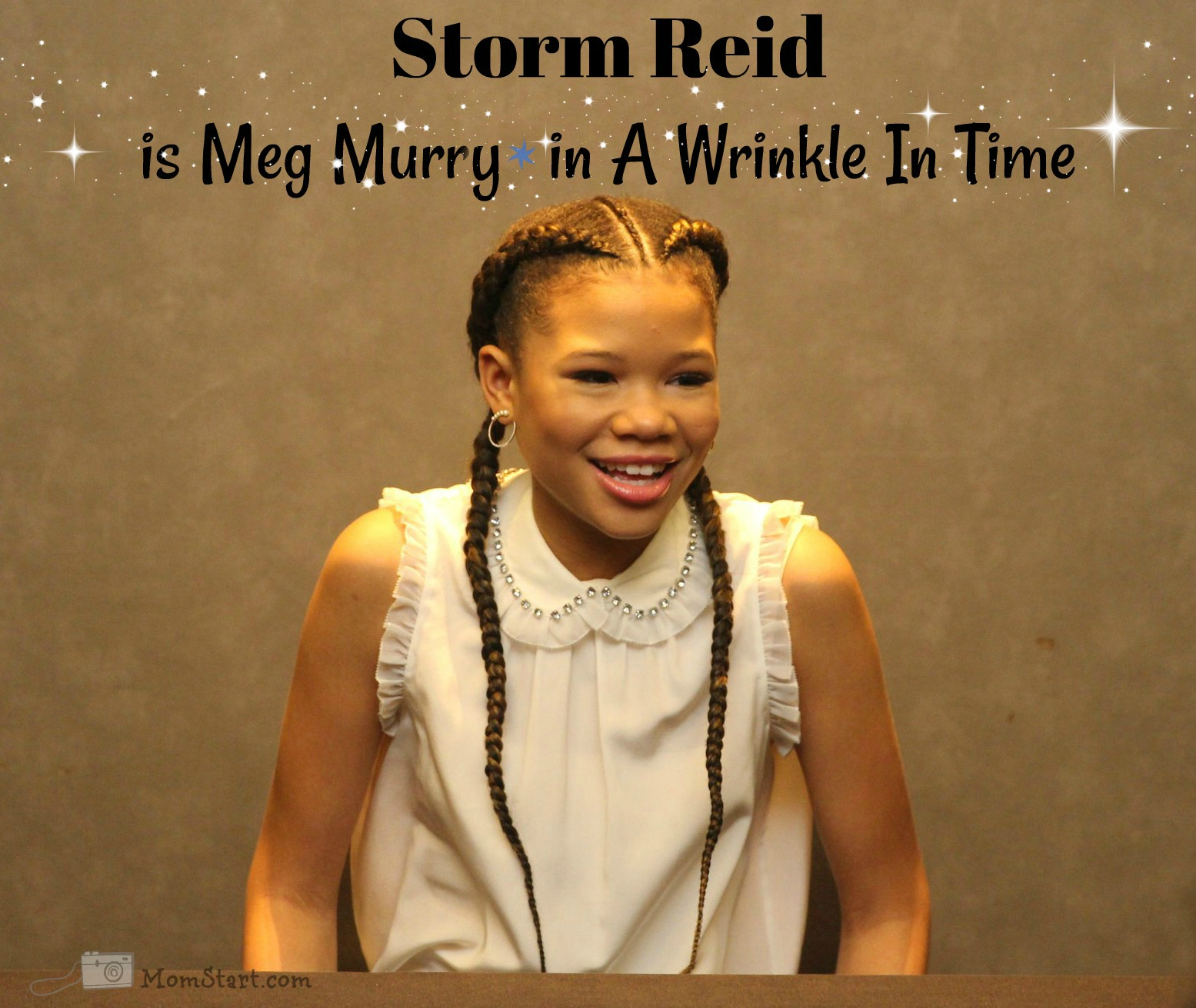 Meg Murry Quotes From A Wrinkle In Time: Storm Reid Is Meg Murry In A Wrinkle In Time