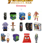 Marvel Infinity War Awesome Gift Pack Giveaway #AntmanAndTheWaspEvent