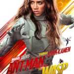 Meet Hannah John-Kamen The Ghost in Ant-Man and The Wasp  #AntManandTheWaspEvent