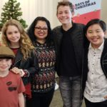 Chatting with Cast of Disney Channel's Coop and Cami #CoopandCami #25DaysofChristmasEvent