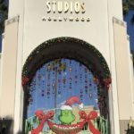 The Holidays at Universal Studios Hollywood #UniversalHolidays #Grinchmas