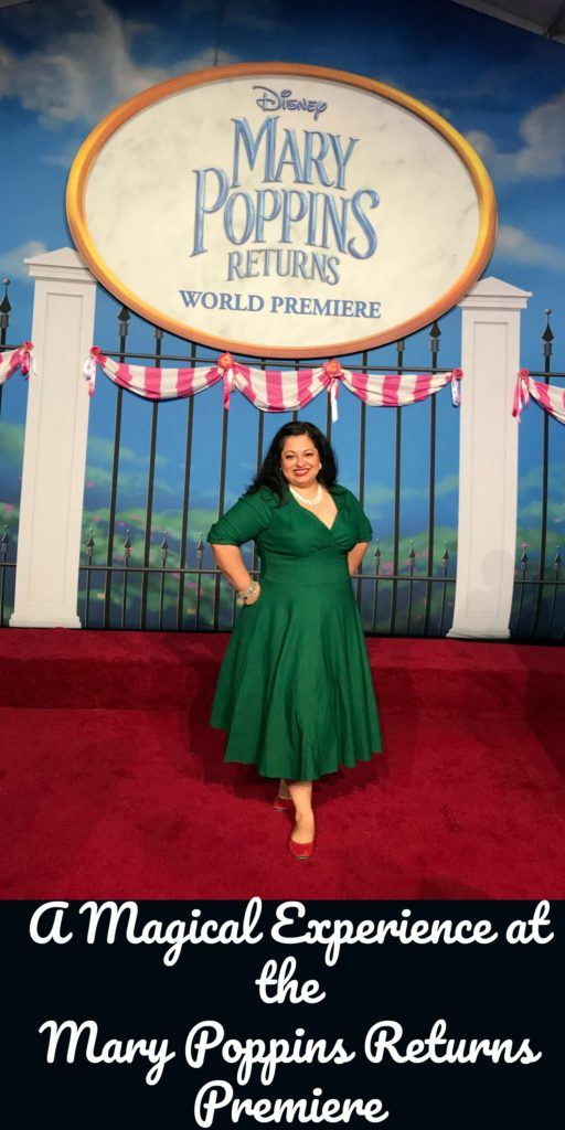 A Magical Experience At The Mary Poppins Returns Premiere