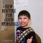New Routine for Good Mornings #NewYearNewFlavors  ad