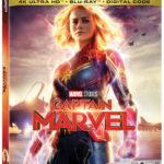 Marvel Studios Captain Marvel Film Now Available Everywhere #CaptainMarvel