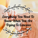 Everything You Need To Know When You Are Trying To Conceive