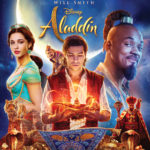 Disney Aladdin Live Action and Remastered Animated Film Now Available on DVD Blu Ray