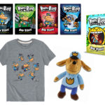 DOG MAN (HOMBRE PERRO) TO THE RESCUE REVIEW AND GIVEAWAY #DogMan #DavPilkey #DoGood