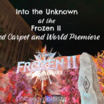 Into the Unknown at the Frozen 2 Red Carpet and World Premiere