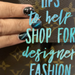 Tips To Help Shop For Designer Fashion