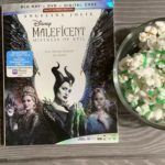 Maleficent: Mistress of Evil Thoughts and Review with a Tasty Popcorn Recipe