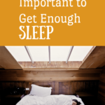 Need Sleepy: Why it's Important to Get Enough Sleep