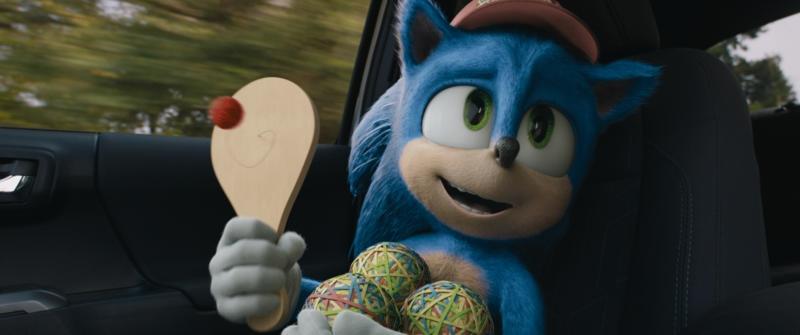 Sonic the hedgehog playing #sonicthehedgehog