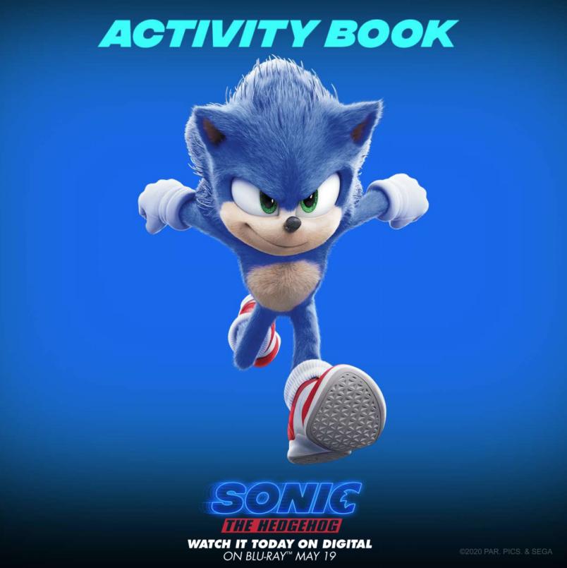 #Sonicthehedgehogactivitysheets #activitysheets #sonicthehedgehog