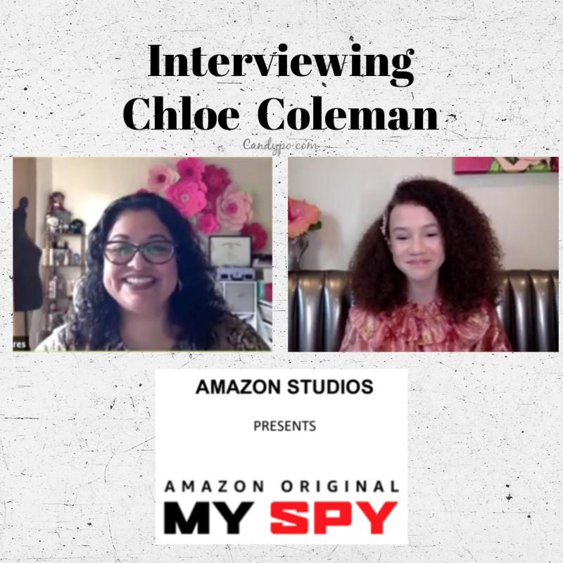Interviewing Chloe Coleman