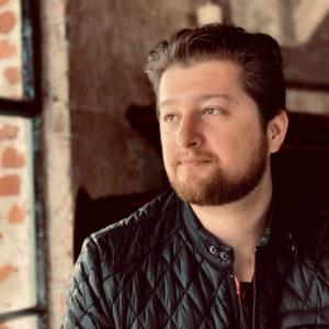 Rockford T. Honeypot author Josh Gottsegen