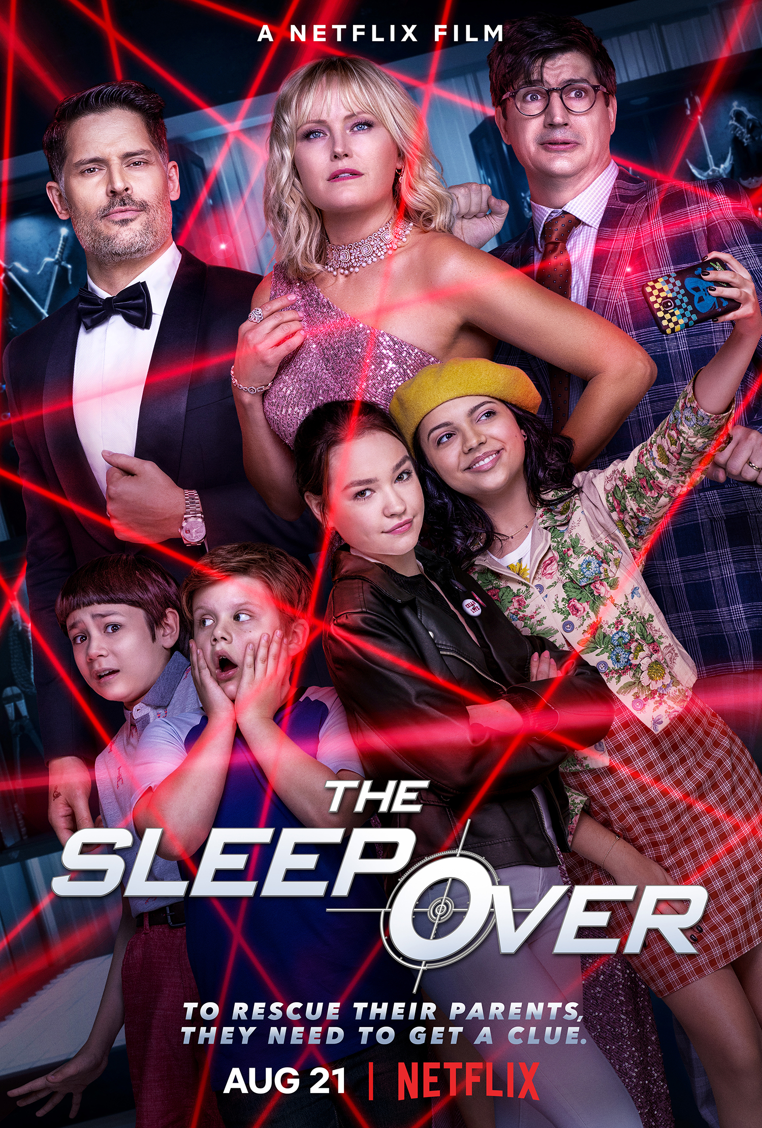 The Sleepover Cast interviews on Candypolooza.com