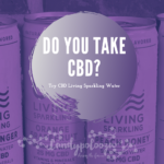 CBD Living Water blog post on Candypo.com