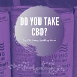 CBD Living Water blog post on Candypo.com