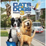 Cats & Dogs 3 Paws Unite on Candypo.com
