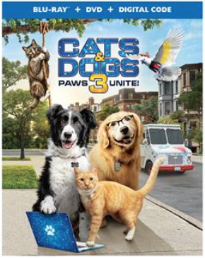 Cats & Dogs 3 Paws Unite on Candypo.com #CatsandDogs3