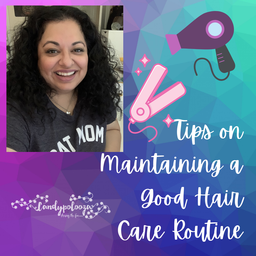 Tips on Maintaining a Good Hair Care Routine on Candypo.com