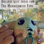 Holiday Gift Ideas for The Mandalorian Fans on candypo.com
