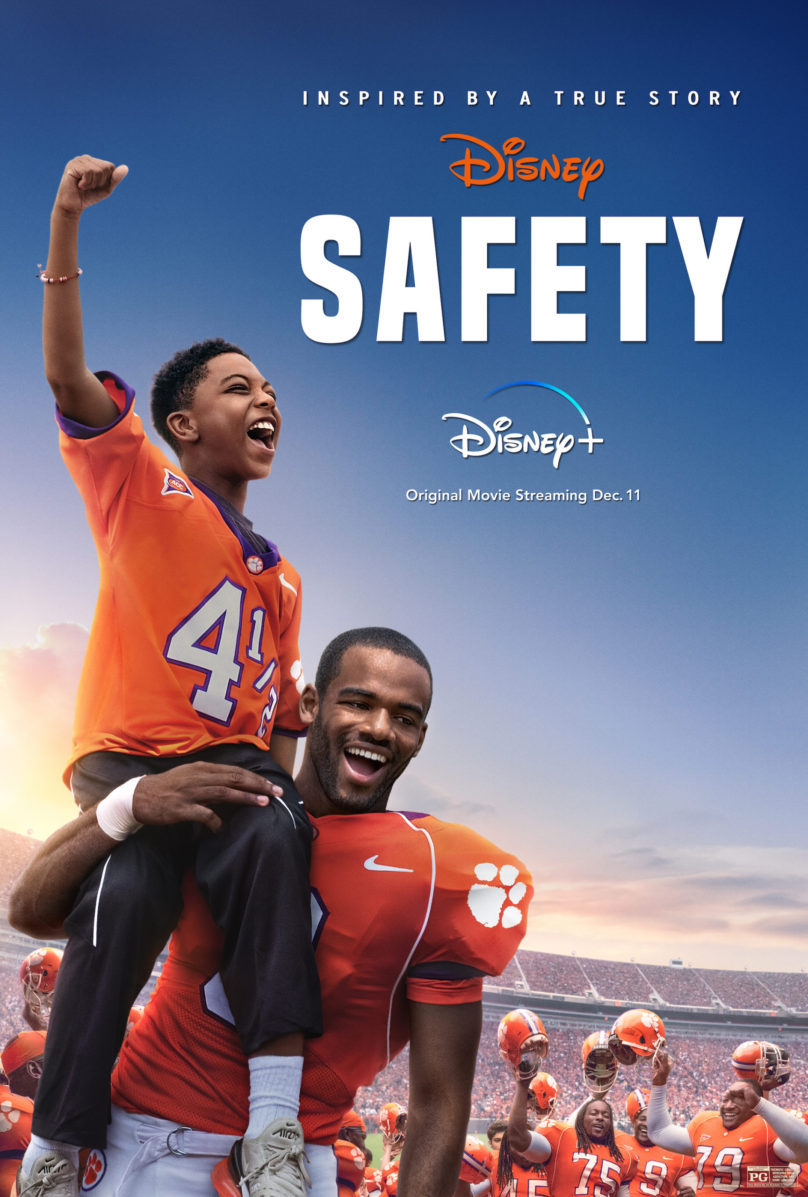 Safety on Disney Plus on candypo.com