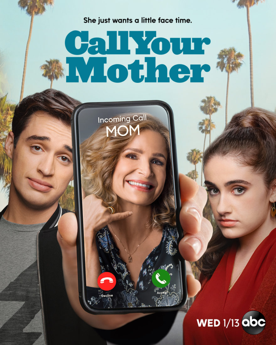 CALL YOUR MOTHER main image on candypo.com