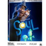 Disney Pixar Soul DVD on candypo.com