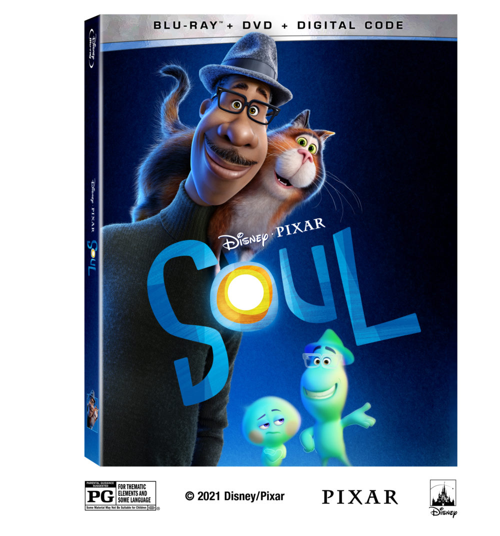 Disney Pixar Soul DVD on candypo.com