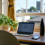 Tips On Creating A Healthier Home Office on candypo.com