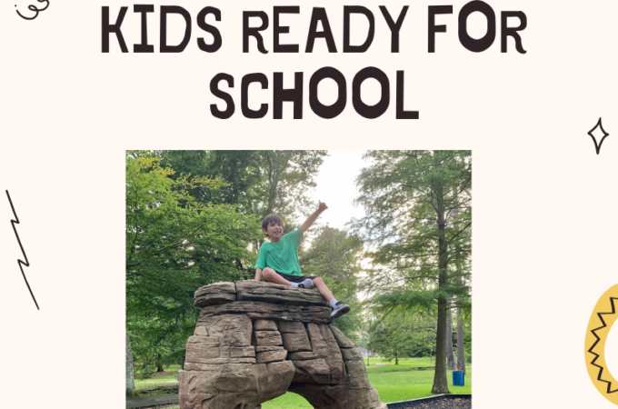 Great Tips For Getting Your Kids Ready For School on candypo.com