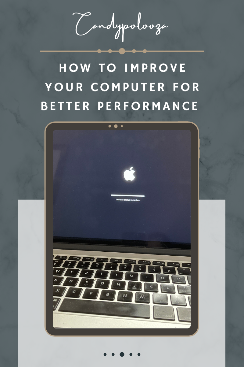 How To Improve Your Computer For Better Performance on candypo.com