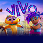 Vivo on Netflix on August 6th on candypo.com