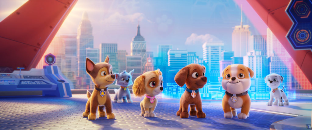 PAW PATROL: THE MOVIE image on candypo.com